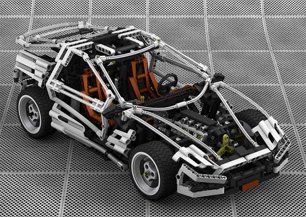 lego technic шестеренки для продвинутых двигатели